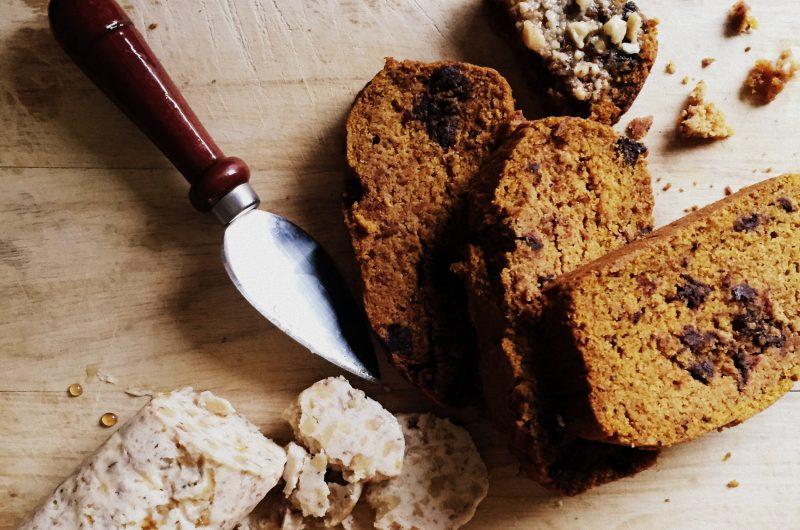 Gluten-Free Pumpkin Spice Bread and Video