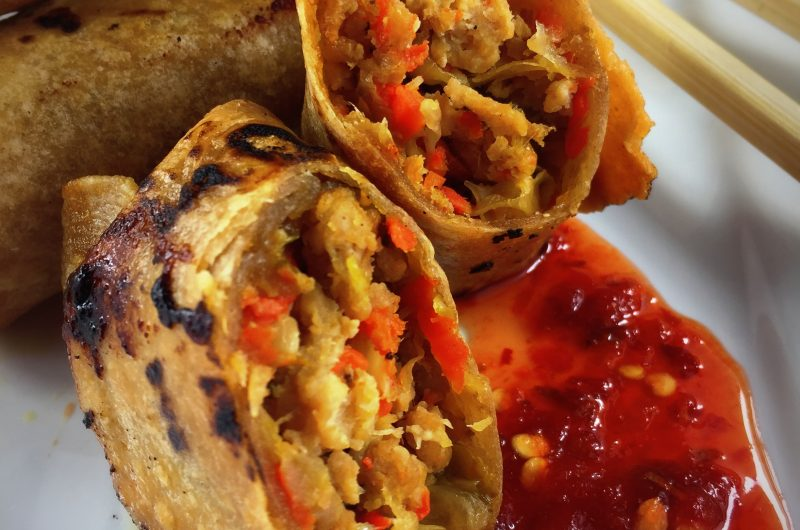 Egg Rolls as Good as Takeout (Paleo)