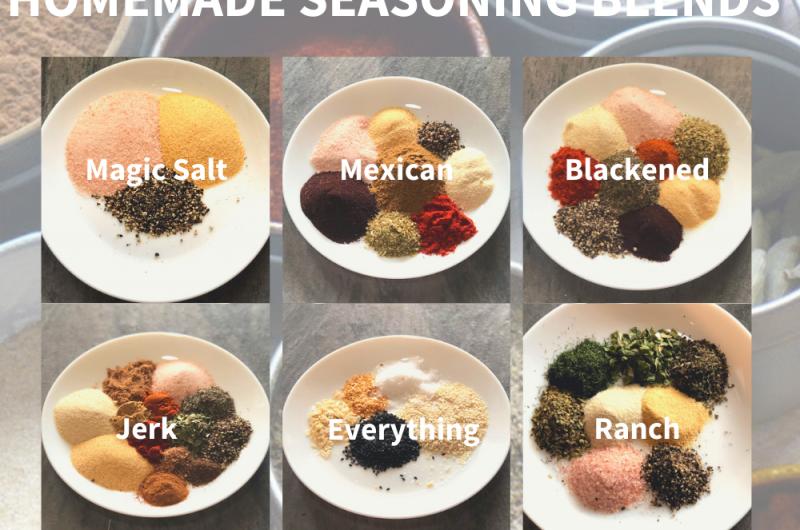 Homemade Seasoning Blends