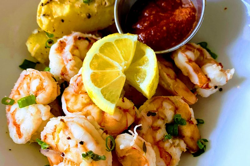 Weeknight and Perfect for Summer: Shrimp Cocktail | Paleo & Whole30